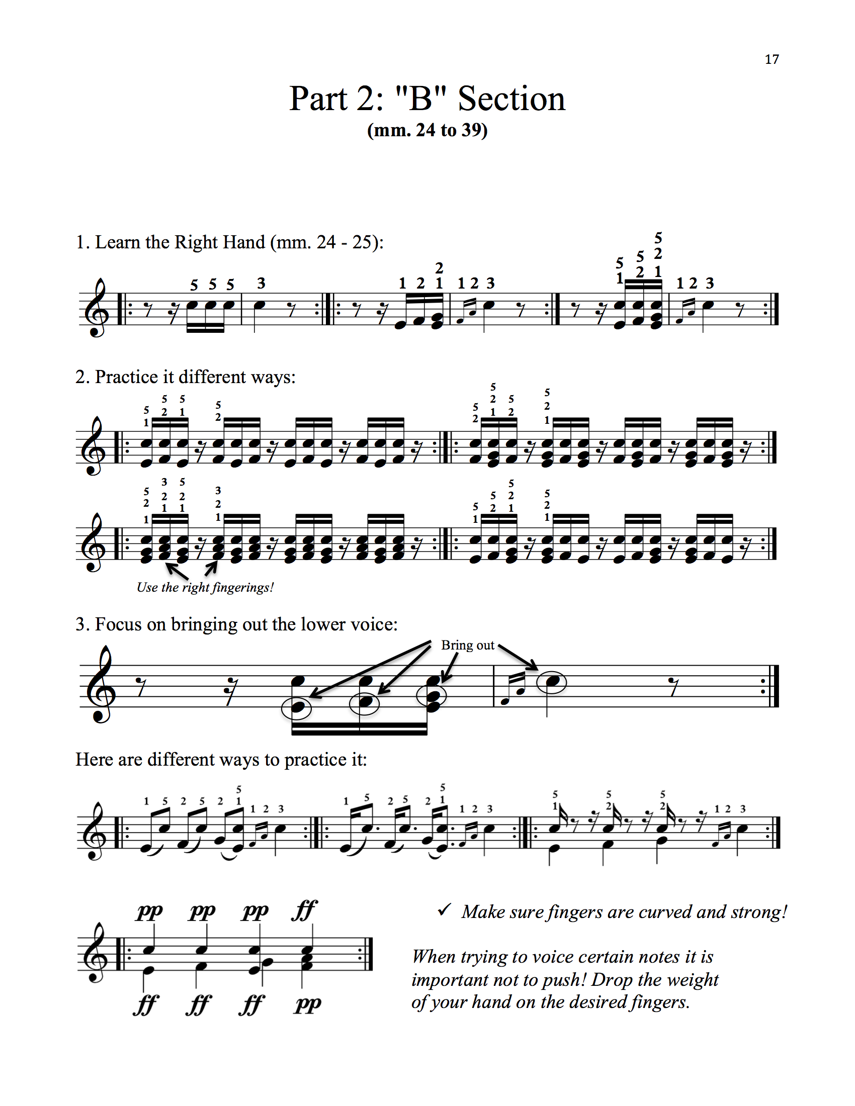 Für Elise – A Complete Practice Guide Preview3