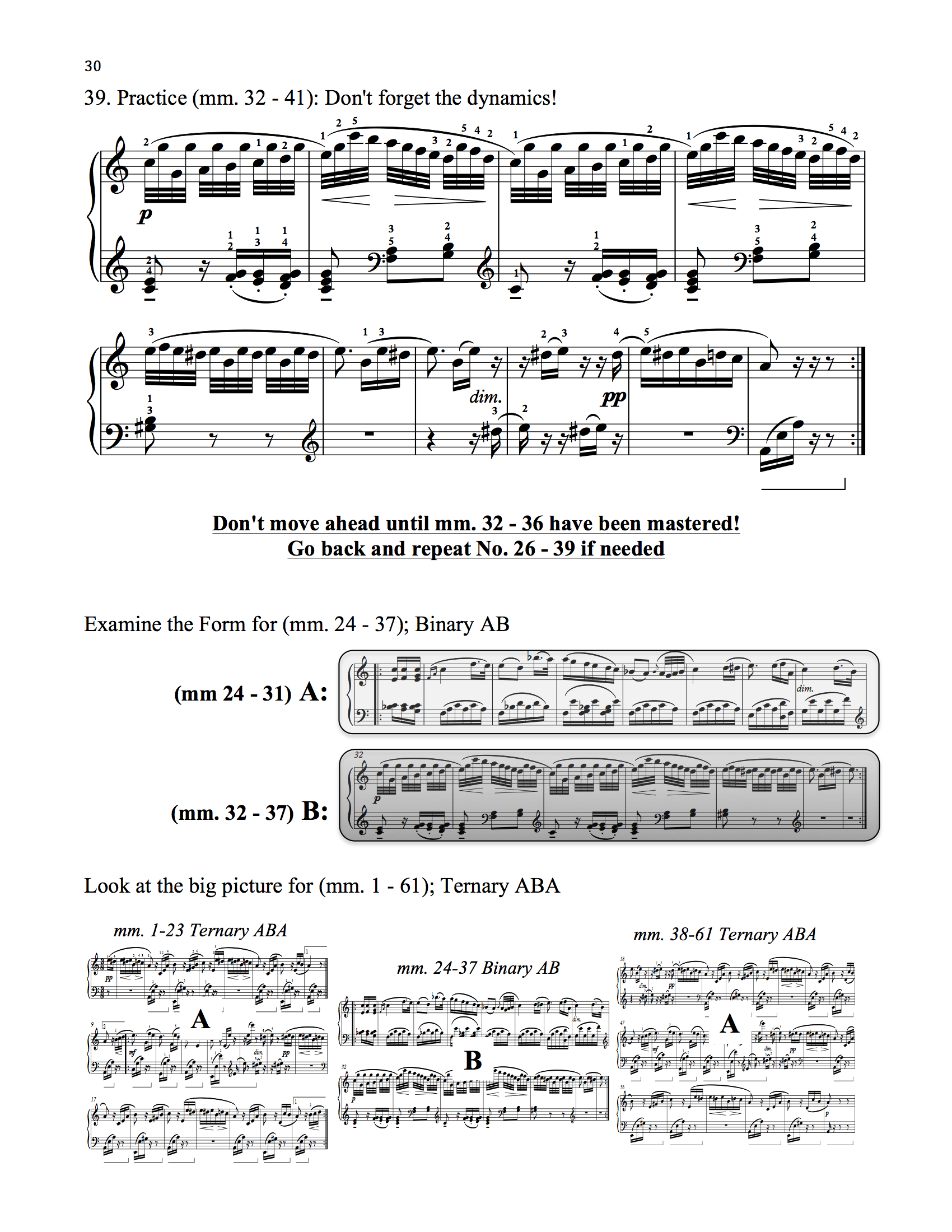 Für Elise – A Complete Practice Guide Preview4