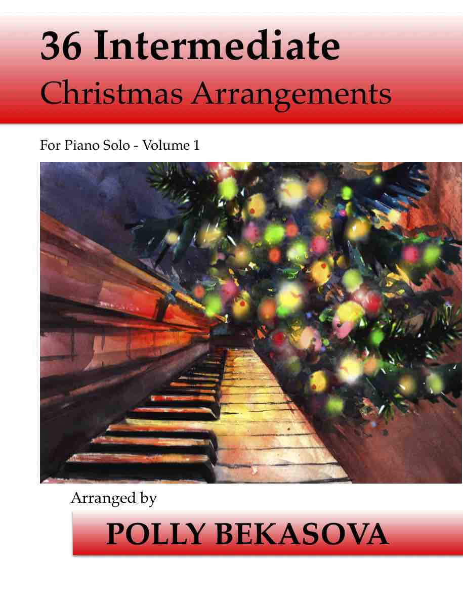36 Intermediate Christmas Arrangements For Piano Solo